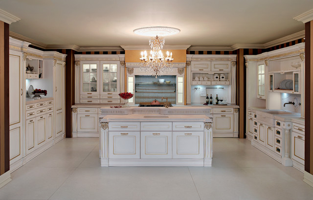 ARAN Cucine Traditional Kitchen Cabinets Traditional Kitchen Cabinets