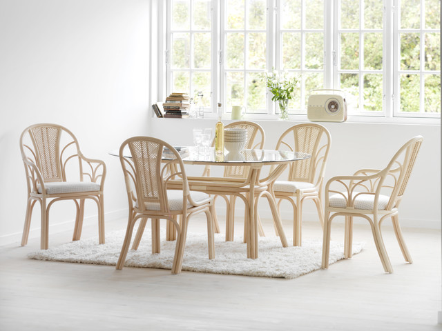rattan classics madrid arm chairs and dining table furniture