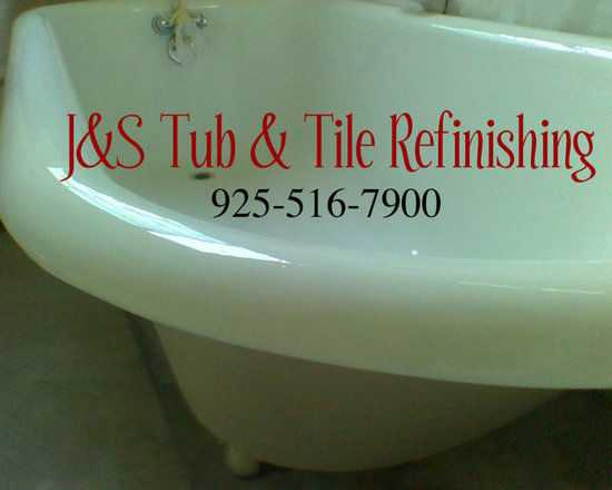 Bathtub & Tile Refinishing -