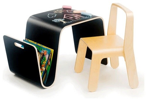 Offi Mag Table contemporary-kids-tables-and-chairs