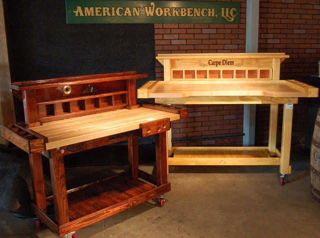 The Ben Franklin Hobby/ Craft/ Reloading Bench - Craftsman ...