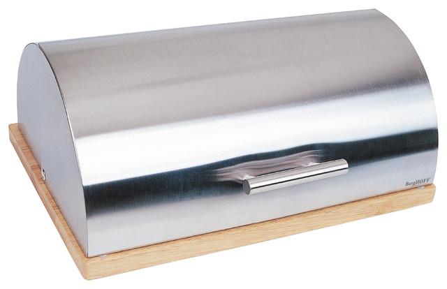 Berghoff Bread Bin - Contemporary - Bread Boxes - by BergHOFF International, Inc.
