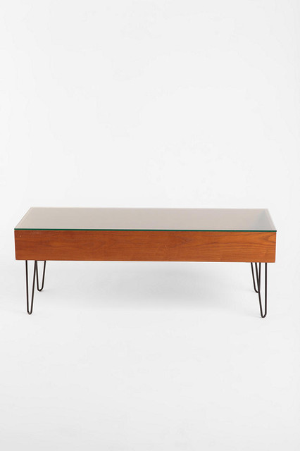 Gallery coffee table modern coffee tables by urban for Coffee table urban