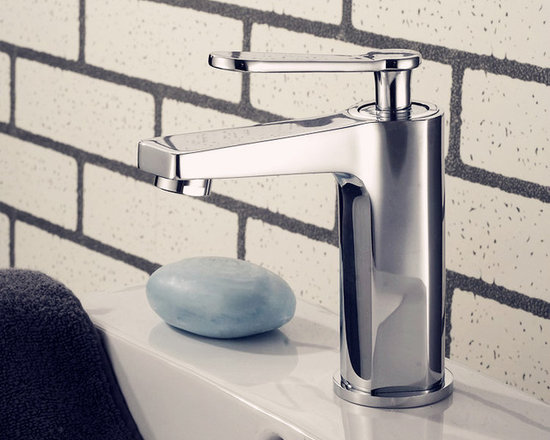 High Quality Single Handle Bathroom Faucets - Smooth, long lasting, and drip-free operation ceramic disc cartridge