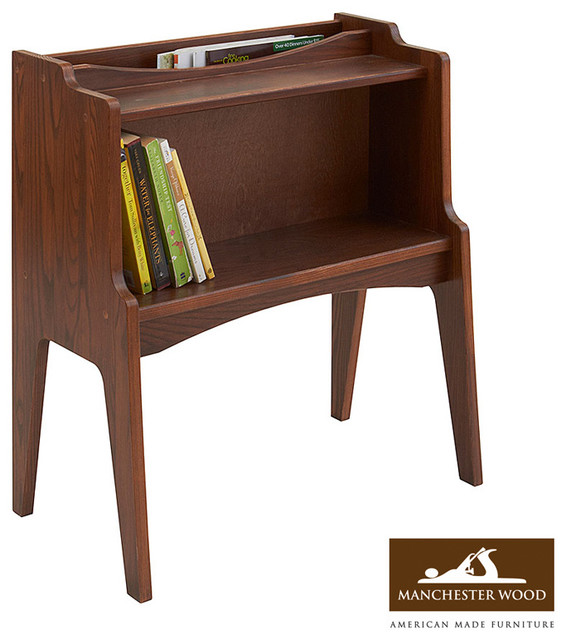 Green Mountain Magazine Rack End Table - Modern - Side Tables And End Tables - other metro - by ...