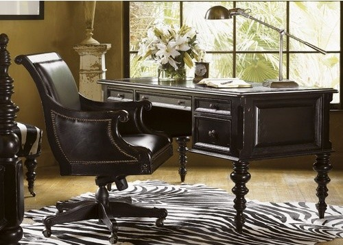 Kingstown Standard Desk Office Suite modern-home-office-accessories