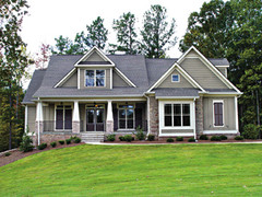 Craftsman style homes office modular for Modular homes craftsman style