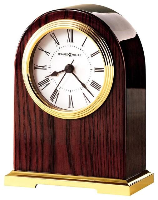 Howard Miller Carter Table Top Clock Contemporary