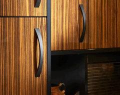 Sleek cabinet-and-drawer-handle-pulls