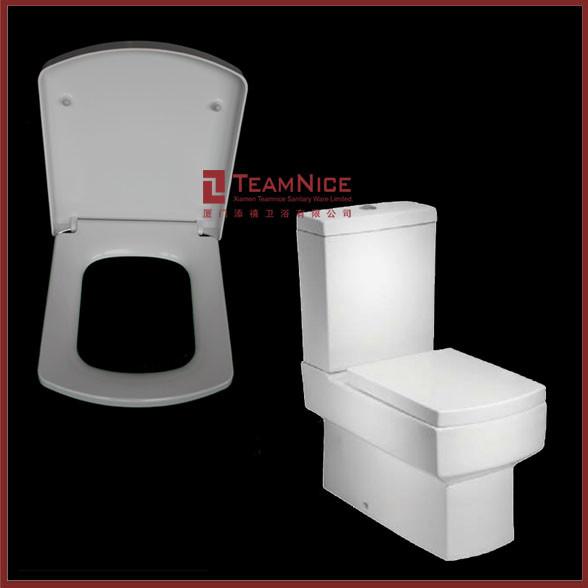 Duroplast Toilet Seat Square Toilet Modern Other Metro