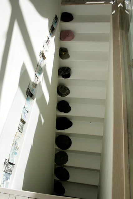 One Bedroom Flat - West Didsbury - After eclectic-staircase