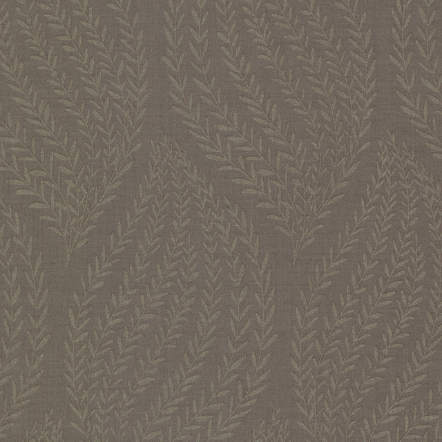 Calix Sienna Leaf Wallpaper eclectic-wallpaper
