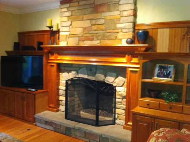 Ingrid Porter Interiors traditional-family-room