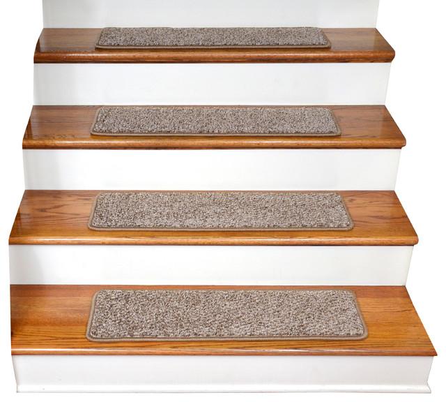 Dean Tape Free Non Slip Pet Friendly Carpet Stair Treads