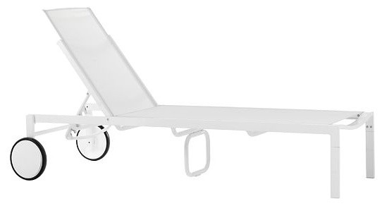 Barrow Lounger contemporary-outdoor-chaise-lounges