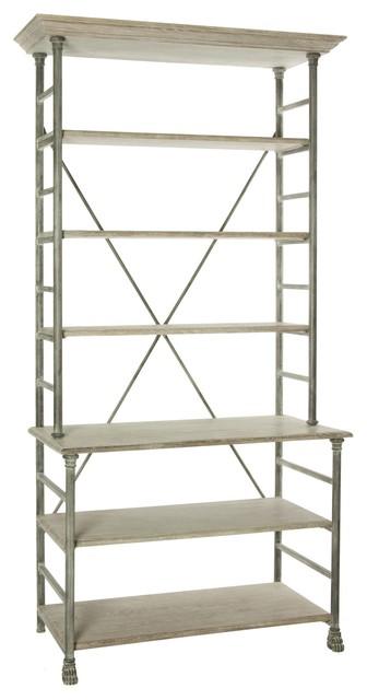 Aidan Gray Killian Bookshelf eclectic-bookcases