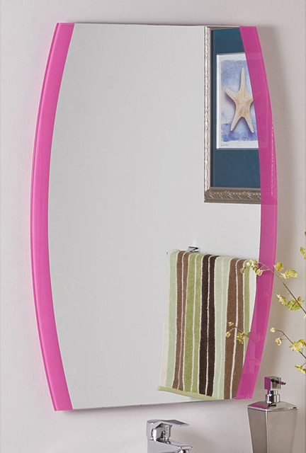 Bathroom Mirror Pink 44 Images Bathroom Design