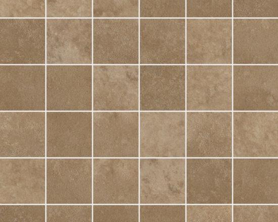 Limestone Collection Walnut 2X2 Mosaic -