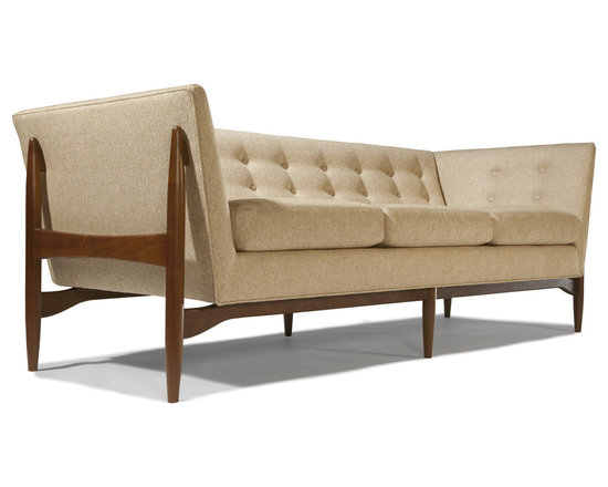 Button Up Sofa by Milo Baughman from Thayer Coggin -