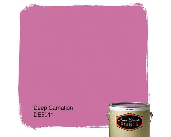 Dunn-Edwards Paints Deep Carnation DE5011 -