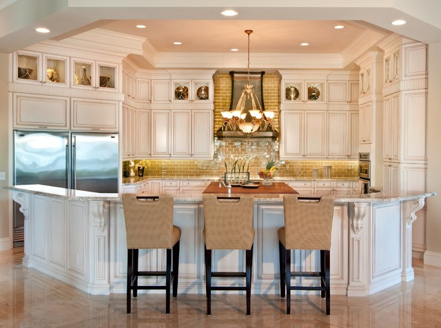 Kitchencraft Cabinetry Eclectic Kitchen Cabinetry