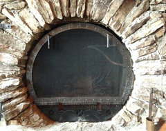 Fire Place Accessories created & hand forged by Oak Hill Iron