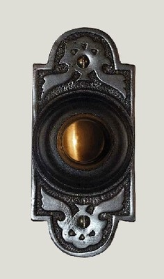 Victorian-Style Simple Clean Doorbell  accessories and decor