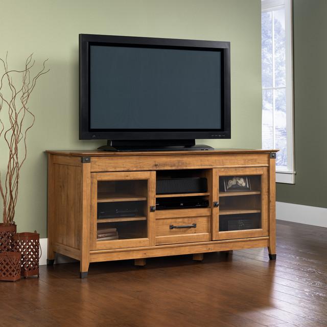 Registry Row Entertainment Credenza - Furniture - by Sauder
