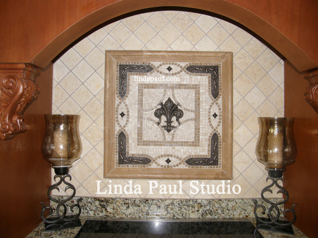 Grand Vienna Mosaic Tile And