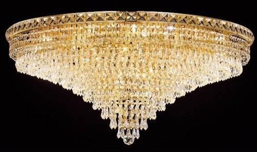 Tranquil 21 Light Semi Flush Mount modern-ceiling-lighting