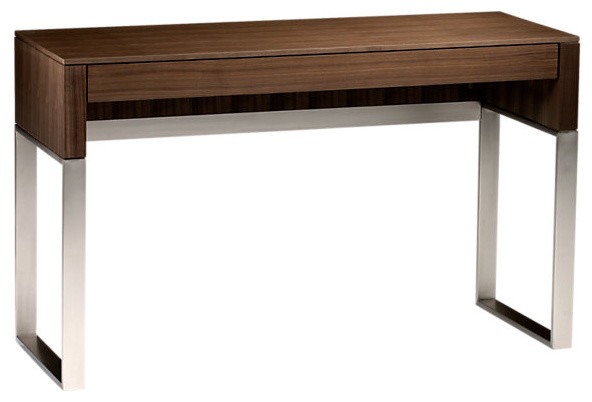 Desk The desk is outfitted with a