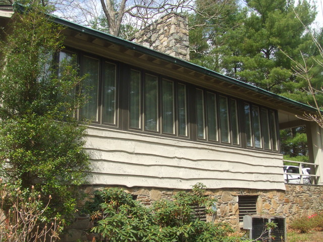 mid century modern remodel midcentury exterior charlotte by