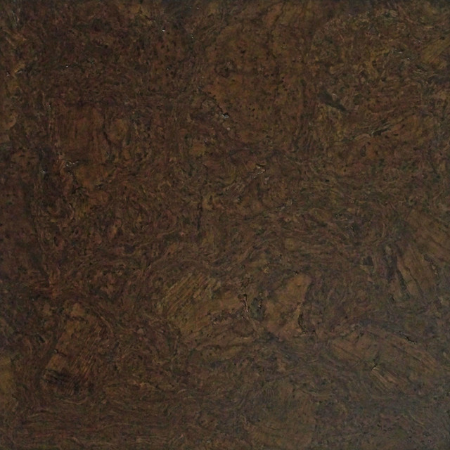 Colored Cork Tiles in Nugget Texture contemporary-cork-flooring
