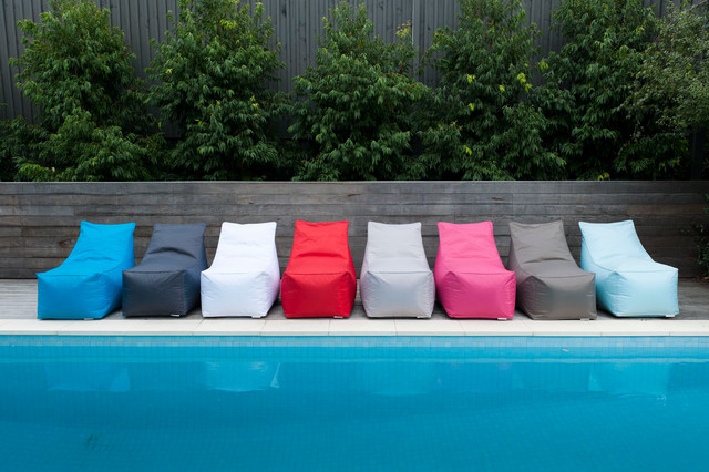 Glammliving Indoor Outdoor Bean Bag Furniture Modern Bean Bag Chairs Melbourne By
