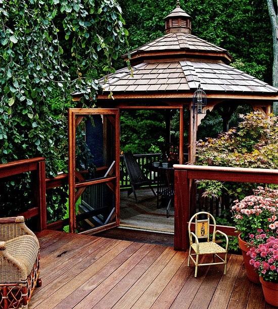 Decks Outdoor Patio Furniture Design Ideas - Modern - Patio Furniture And Outdoor Furniture ...