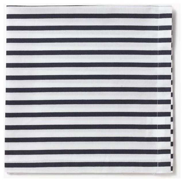 Sailor Napkins contemporary-napkins