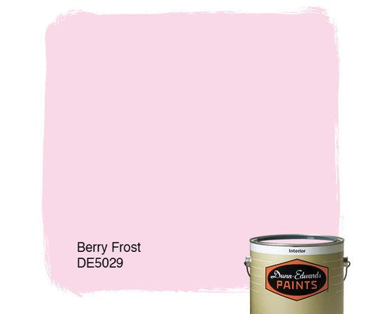 Dunn-Edwards Paints Berry Frost DE5029 -