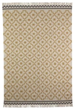 Alvine Rute Rug, Flatwoven modern-rugs