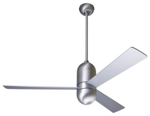 Cirrus Ceiling Fan with Optional Light by Modern Fan Company modern-ceiling-fans