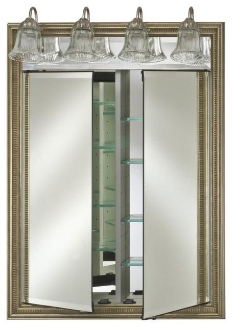 ... 34H in. Recessed Medicine - Modern - Medicine Cabinets - by Hayneedle