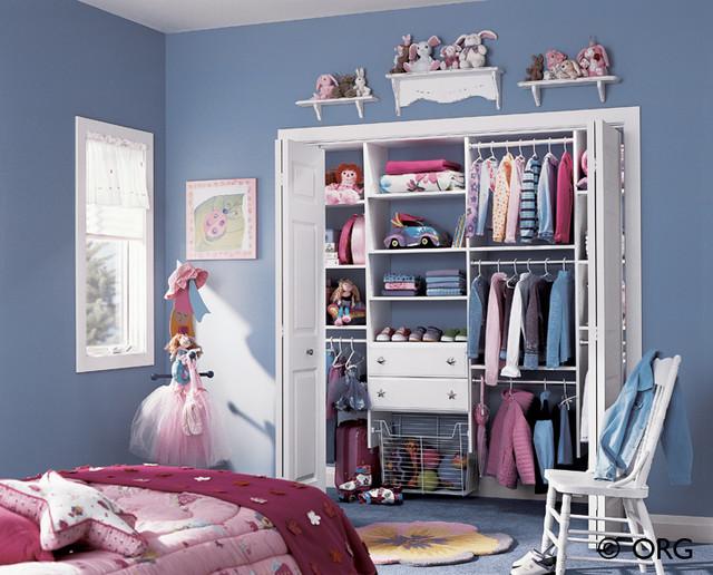 ORG Home Reach-In Closet kids