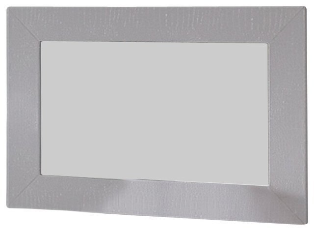Dupen Coco Mirror in White modern-makeup-mirrors