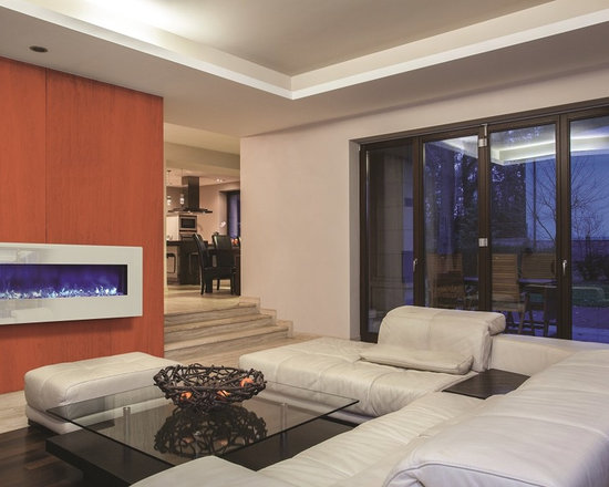 Amantii WM-BI-48-5823-WHTGLS - Jeanne Grier/Stylish Fireplaces & Interiors