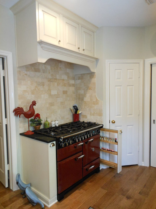 Kitchen Remodel with AGA range and Soapstone -
