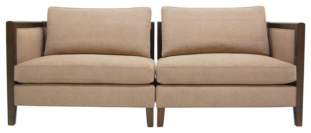 Xander split sofa sectional sofas new york by for Xander sectional sofa
