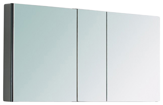 Mirrored Door Medicine Cabinet - Contemporary - Medicine Cabinets ...