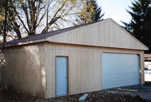 Build A Garage Pole Barn Or Great New Storage Building