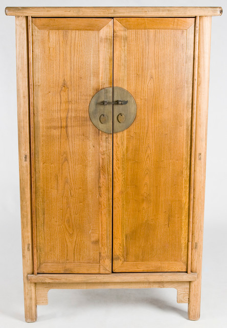 Antique Chinese Armoire Cabinet asian-armoires-and-wardrobes
