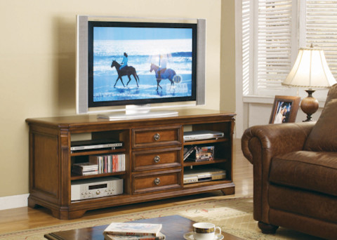 TV Console traditional-home-electronics