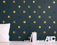 Jour & Nuit Wallpaper contemporary-wallpaper